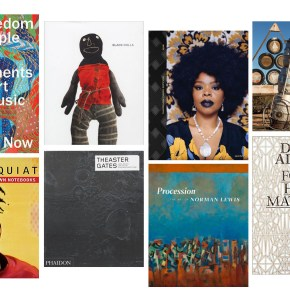 Culture Type Picks: 14 Best Black Art Books of 2015