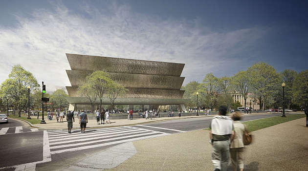 nmaahc design by david adjaye
