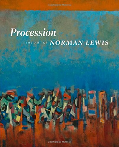 norman lewis - procession cover