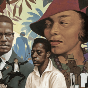 The New Yorker: Cover by Kadir Nelson Celebrates Schomburg Center in Harlem