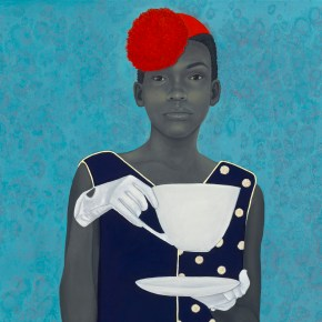 Portrait of an Artist: Baltimore-based Amy Sherald Wins Smithsonian's Outwin Boochever Competition