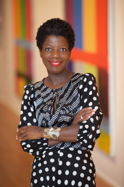 Thelma Golden is the Director and Chief Curator of The Studio Museum in Harlem, New York City, USA