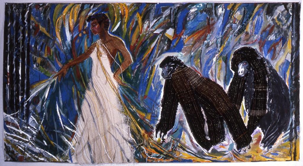 Amos, Josephine and the Mountain Gorillas