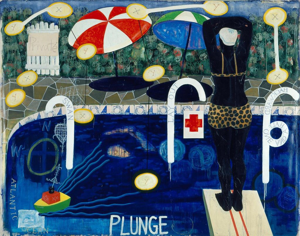 KJM - Plunge 1992