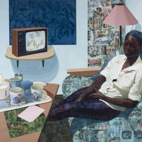 At Art Basel, Significant Sales of Works by African American Artists, including Njideka Akunyili Crosby