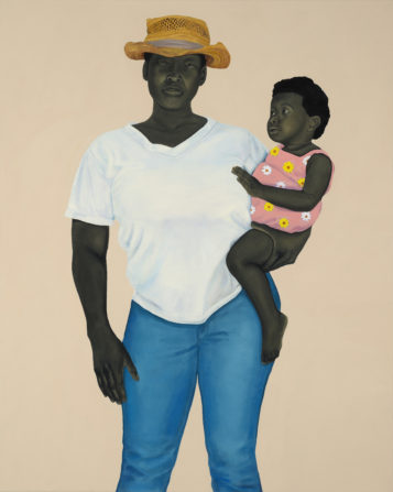AMY SHERALD - Mother and Child - 2016