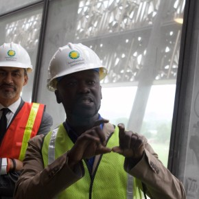Coming Soon: A Behind-the-Scenes Look at the Smithsonian's African American Museum