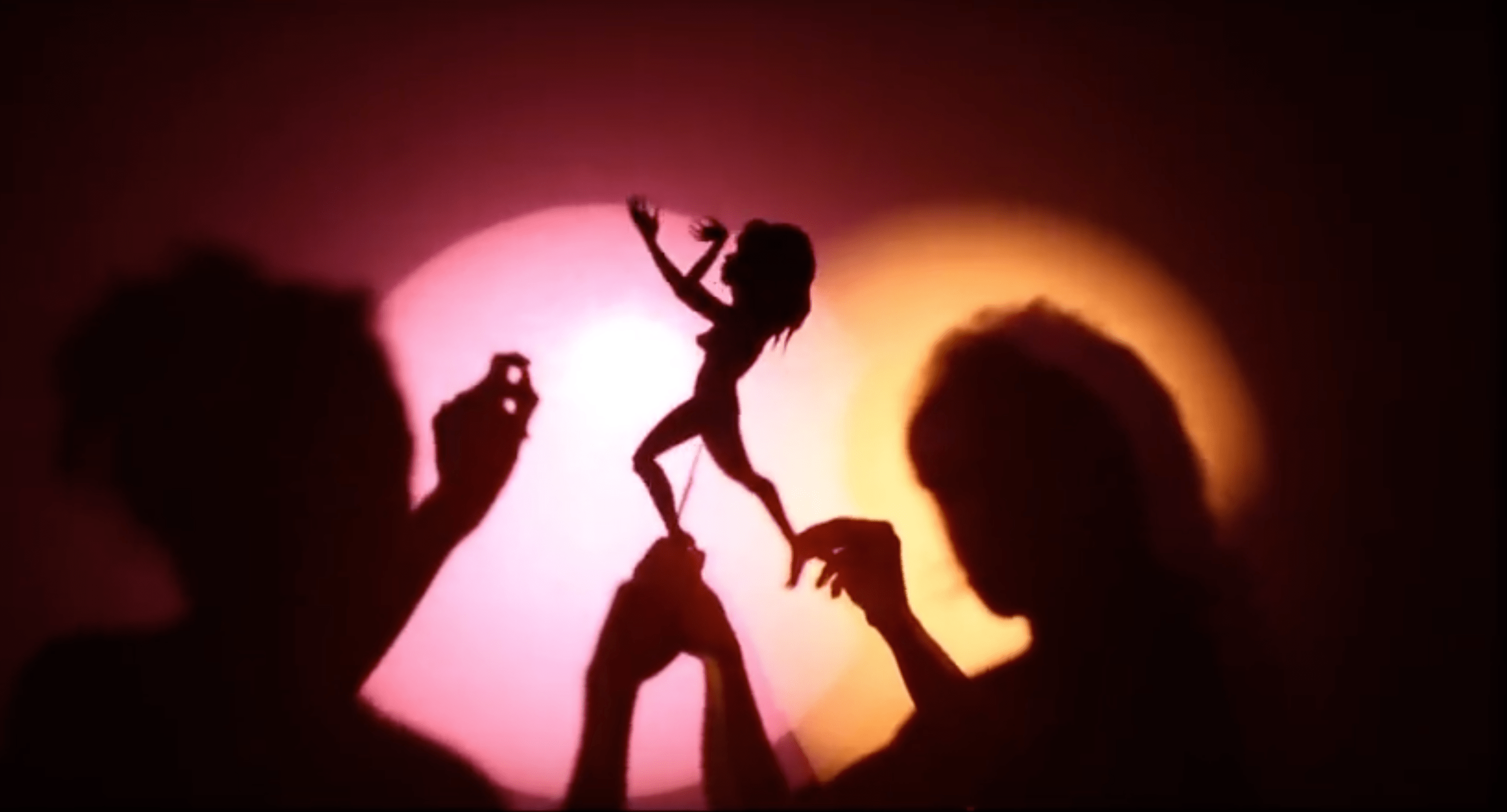 Santigold Banshee Video by Kara Walker and  Ari Marcopoulo