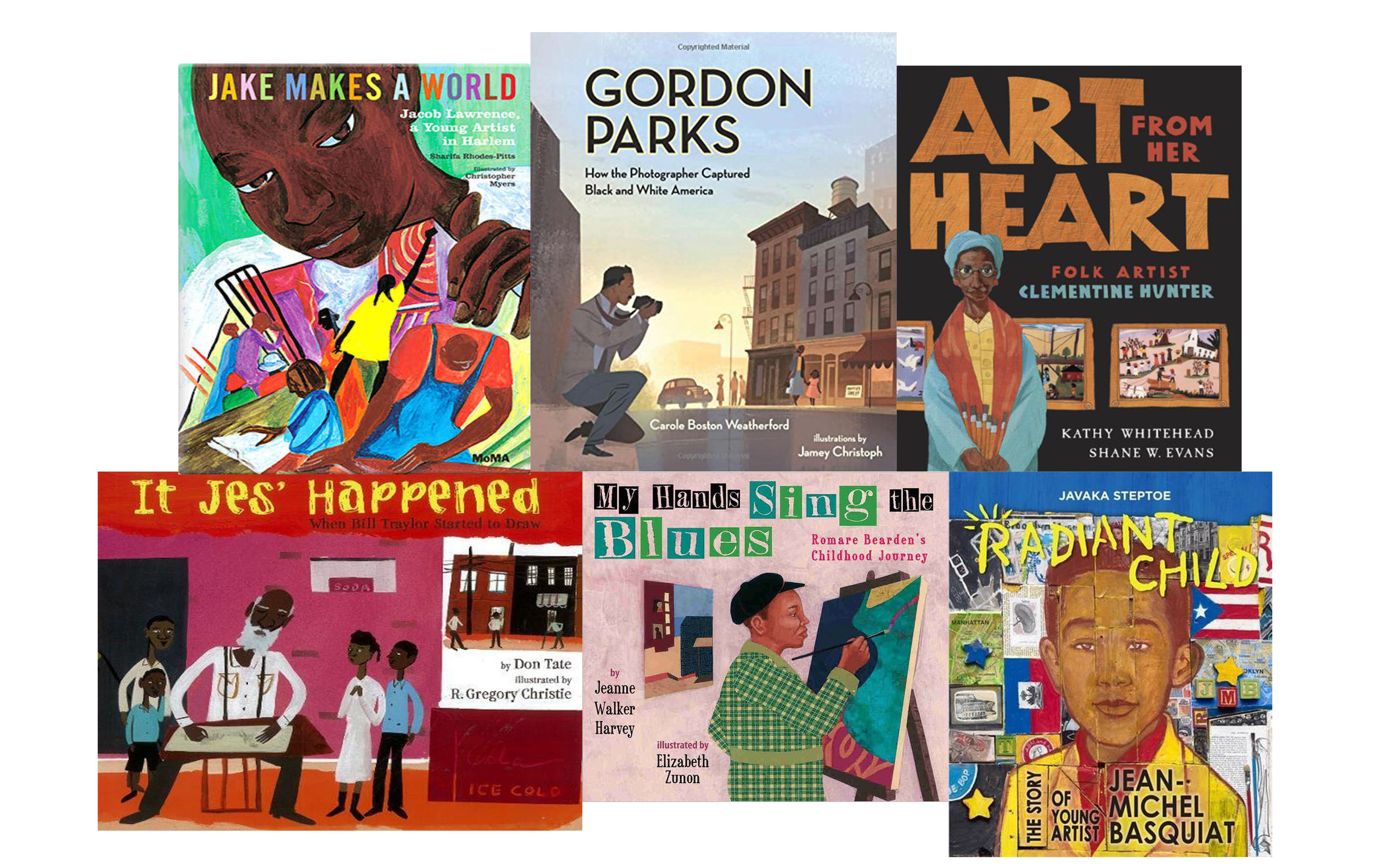 Black Art History 10 Children S Books Illuminate The