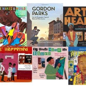 Black Art History: 10 Children's Books Illuminate the Lives of Important African American Artists and Photographers