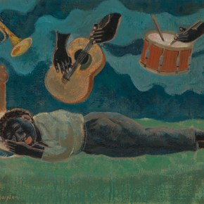 VMFA Acquires Paintings by Important 20th Century African American Artists Eldzier Cortor and Palmer Hayden