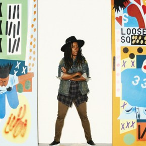 Nasher Launches Website Previewing Nina Chanel Abney's First-Ever Solo Museum Exhibition