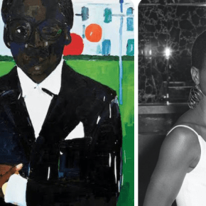 Henry Taylor's March Cover of Art in America Magazine is Inspired by 1968 Photo of Cicely Tyson and Miles Davis