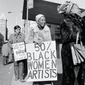 Black Radical Women: This Spring, Several Group Shows Bring Together Works by African American Female Artists