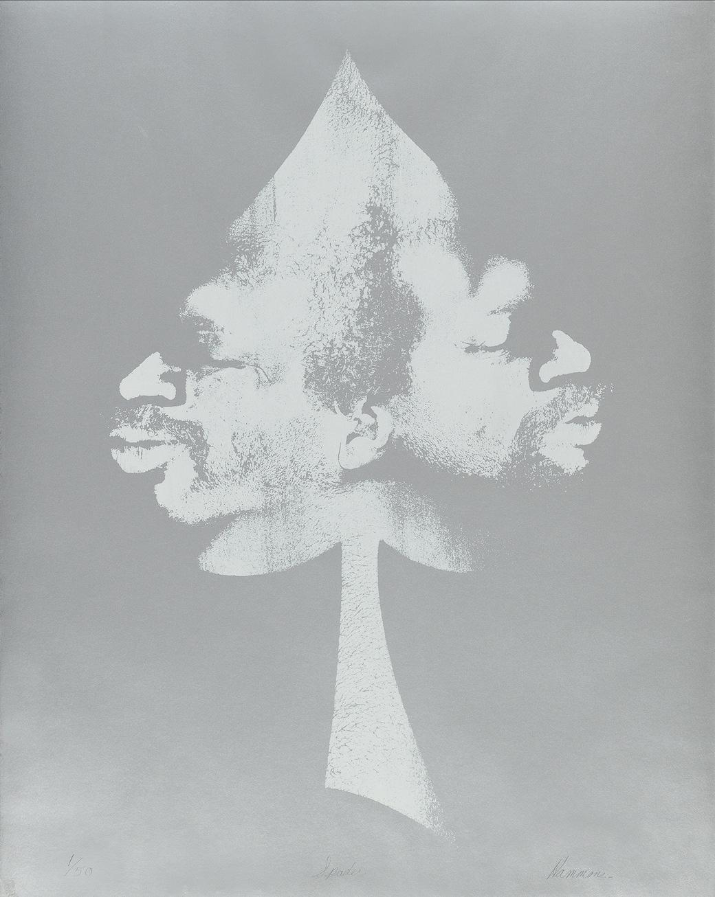 Body Prints by David Hammons Headline New York Auctions at ...