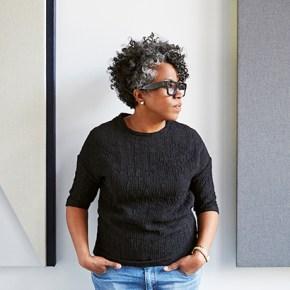 Jennie C. Jones is Rose Art Museum's 2017 Perlmutter Artist-in-Residence