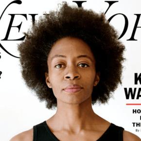 Kara Walker Covers New York Magazine's Special Art & Design Issue
