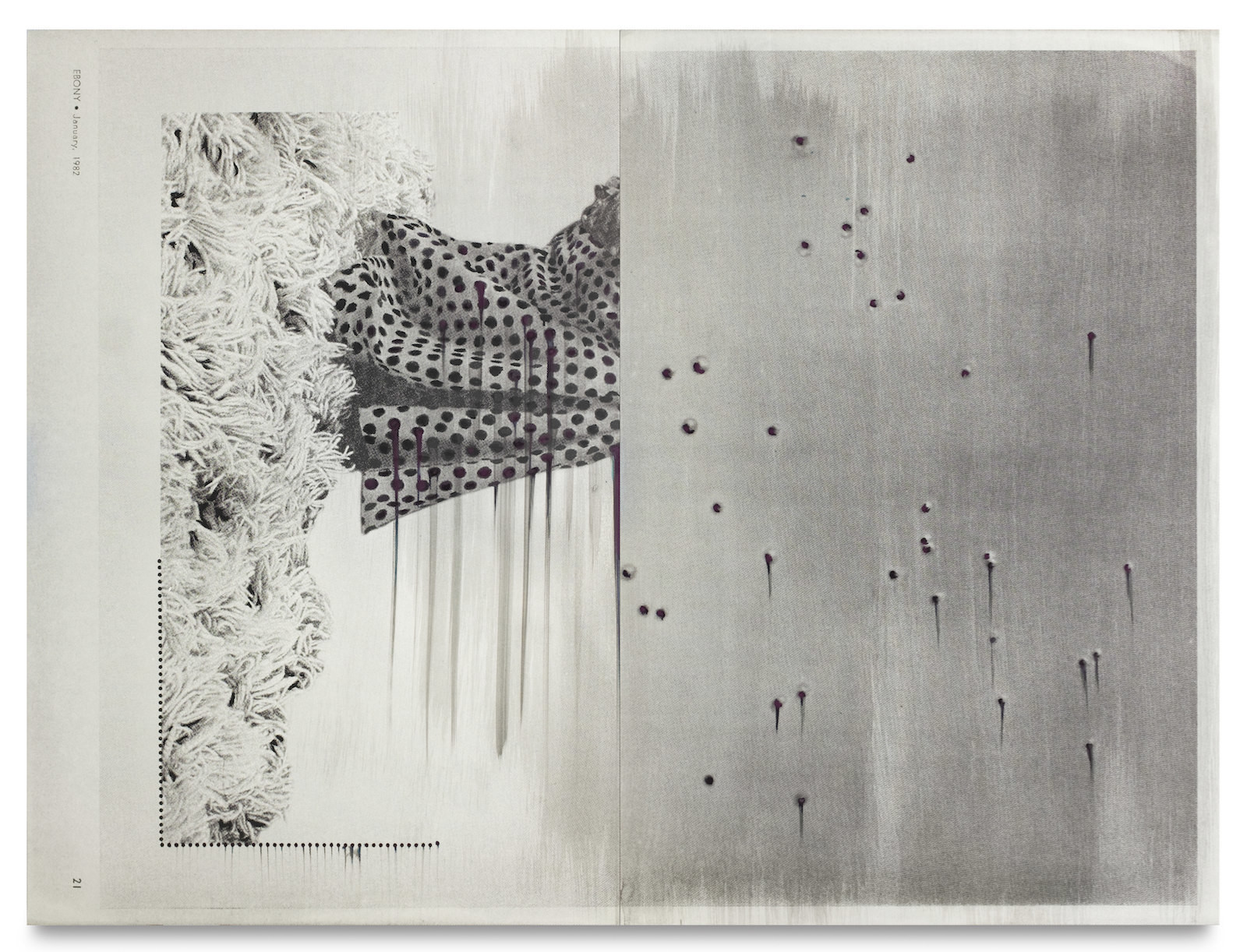 Lorna Simpson Joins Hauser & Wirth, New York Gallery