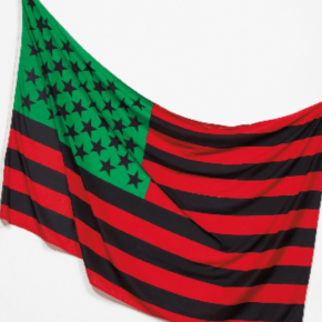 Mixed Media: $2 Million Flag by David Hammons is a Work of Art, Political Statement, and Art World Commodity