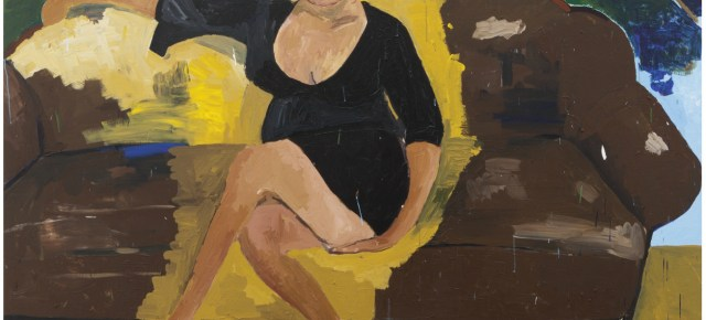 May Contemporary Auctions Feature 4 Works by Henry Taylor, 2 'Couch' Paintings Far Exceed Expectations