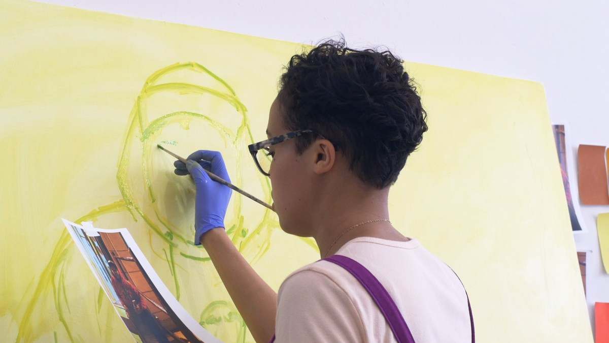 Recognized for Her Portraits of Black Men, New Art21 Film Explores How Jordan Casteel 'Paints Her Community'