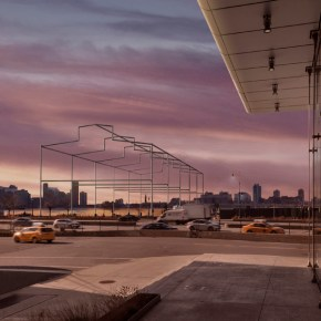 David Hammons is Collaborating with Whitney Museum on Proposed Hudson River Public Art Project