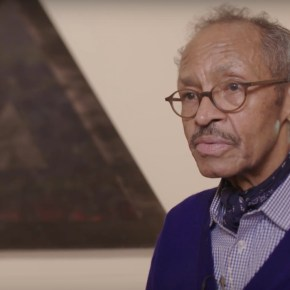 Soul of a Nation: Jack Whitten on Malcolm X, Martin Luther King Jr., and 'the Political' in His Abstract Paintings