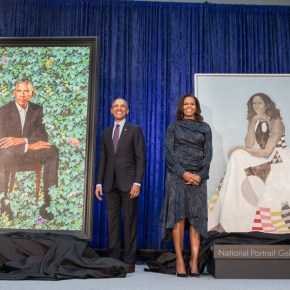 Painting Power, Capturing Character: Smithsonian Unveils Official Obama Portraits