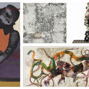 Auction Results: A Review of African American Art Featured in Sotheby's Fall 2017 Contemporary Auctions—Several Never Exhibited, Unseen For Decades