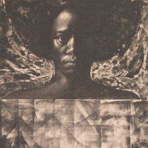 Charles White's 'Love Letter' for Angela Davis Featured on Forthcoming 2019 African American Art Calendar