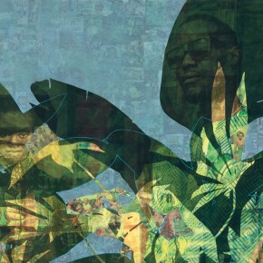 Njideka Akunyili Crosby Sets New Auction Record with Non-Figurative Painting, Proceeds Benefit Studio Museum in Harlem