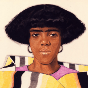 'Folklorist of the Brush and Palette': Rare Winold Reiss Exhibition Features Distinct, Illuminating Portraits of Harlem Figures