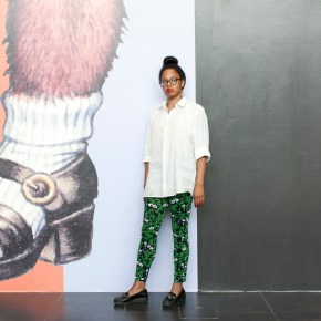 British Artist Anthea Hamilton Has Joined Thomas Dane Gallery in London
