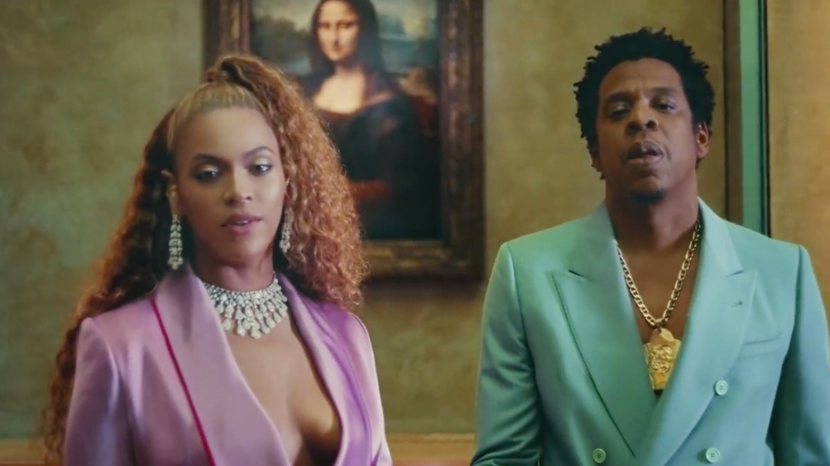 Mona Lisa, Baby: Beyoncé and Jay-Z Take Over the Louvre in New Video
