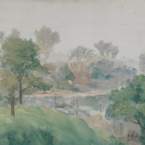 PAFA Acquires Landscape Painting by May Howard Jackson, First African American Woman to Attend the Philadelphia Art School