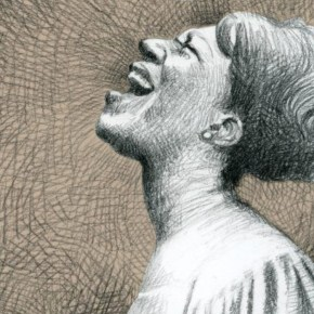 Inspired by Charles White, Kadir Nelson Delivers Last-Minute Aretha Franklin Cover for The New Yorker