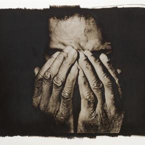 Early Rashid Johnson Photograph Covers Swann's Fall African American Art Catalog
