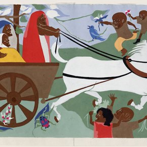 Black Art History: Jacob Lawrence's Narrative Series About Black Perseverance and American Rebellion Inspired a Cache of Children's Books