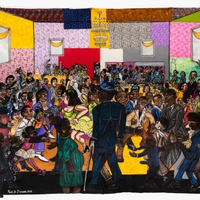 Keith Duncan Brought Moments in Black History and the Culture of 'The Big Easy' to New York's Meatpacking District