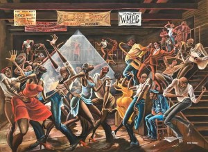 Ernie Barnes Retrospective Brings Renewed Attention To