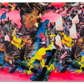 Post-World Politics: Rushern Baker IV's Bold Abstractions are Fraught with Urgency and Anxiety