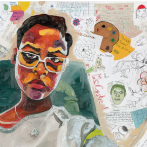 A Self-Portrait is the Latest Painting By Jordan Casteel to Hit the Auction Block in 2019 and Far Exceed Expectations
