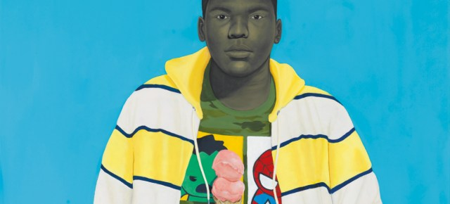 Sales Results: At Christie's, Portrait by Amy Sherald Marks Artist's Auction Debut, Plus Mickalene Thomas and Stanley Whitney Establish New Records
