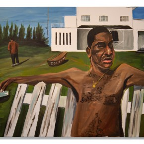 Marcus Brutus Paints Portraits of Black Life That Connect Contemporary Narratives to Generations of Culture and History