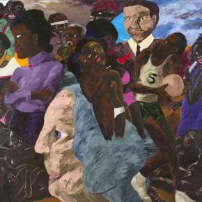 'Art & Race Matters': First Comprehensive Retrospective of Robert Colescott Opens at CAC Cincinnati This Week