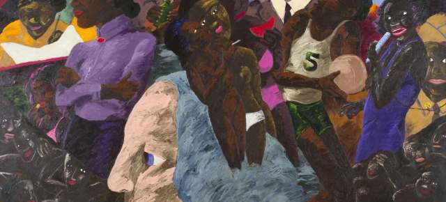 'Art & Race Matters': First Comprehensive Retrospective of Robert Colescott Opens at CAC Cincinnati This Week