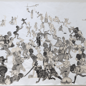 Writer Roxane Gay Weighs in on Kara Walker's Work at the New MoMA: 'It's Important that You Don't Look Away'