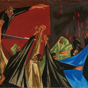 Jacob Lawrence's 30-Panel American History 'Struggle' Series Reunited for First Time at Peabody Essex Museum