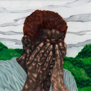 New Drawings by Toyin Ojih Odutola Pair Powerful Portraits with Invented Stories
