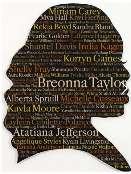 September Issue Oprah Magazine Enlists Two Black Female Artists To Pay Tribute To Breonna Taylor Culture Type